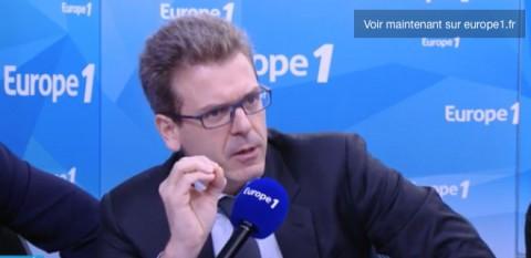 Europ 1 - Thibault de Montbrial - Sécurité Intérieure