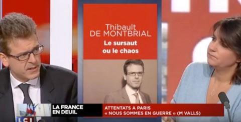 Attentats - Thibault de Montbrial - Sécurité Intérieure