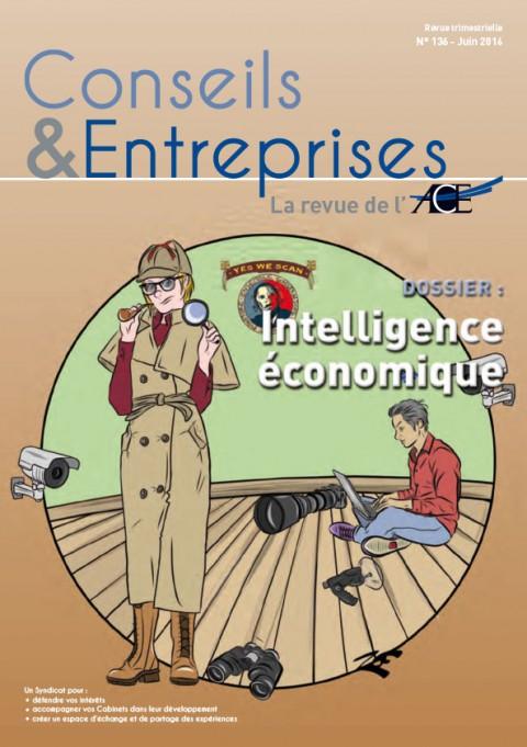 Affiche intelligence économique