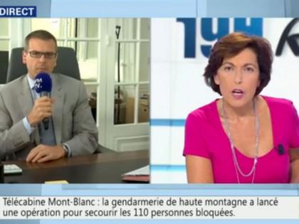 BFM TV: François Hollande face au terrorisme: «Les politiques en France doivent changer leur logiciel»