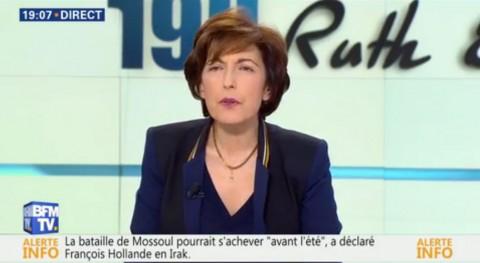 BFMTV - Thibault de Montbrial - Sécurité Intérieure