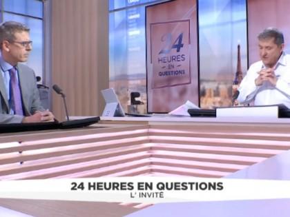 LCI: «L'invité de 24h en questions»