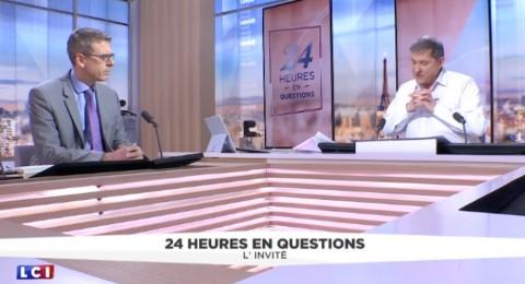 24 heures - Thibault de Montbrial - Sécurité Intérieure