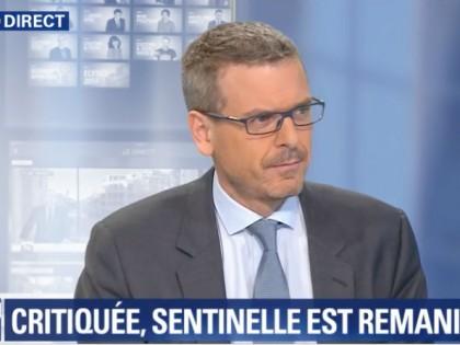 BFM TV: «L'opération Sentinelle remaniée»