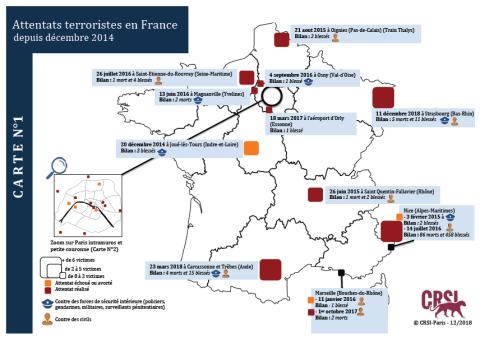 Carte attentats N1