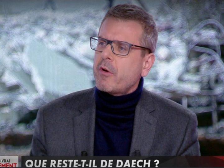 """Intervention de Thibault de Montbrial sur Canal + dans l'émission """"L'info du vrai"""" : """"Que reste-t-il de Daech?"""""""