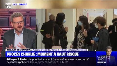 BFMTV interview de Thibault de Montbrial