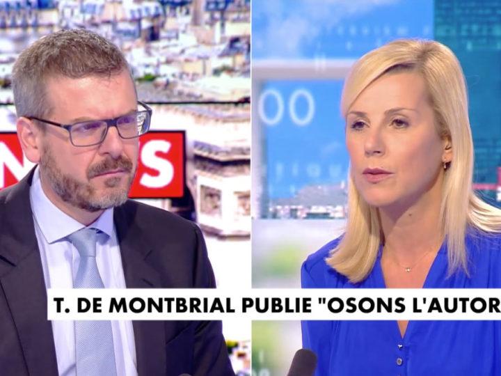 CNEWS/Replay – L'interview de Thibault de Montbrial