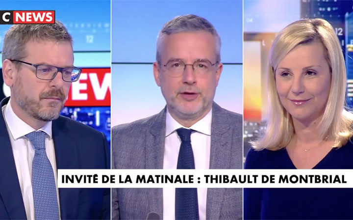 Replay – L'interview de Thibault de Montbrial le 3 mars 2021