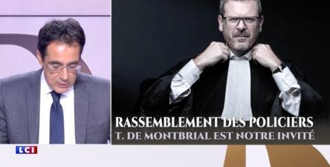 Thibault de Montbrial sur LCI