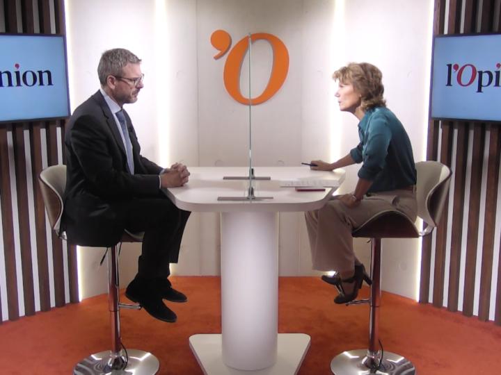 Interview de Thibault de Montbrial dans L'Opinion: émission du 21 septembre 2021